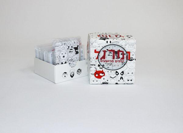 קופסה של המרגל - קלפים מרושעים