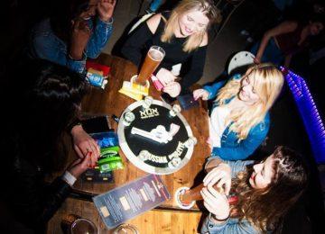 משחקי שתייה למסיבת רווקות